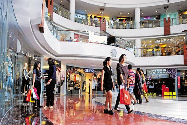 effect of online shopping on retail
