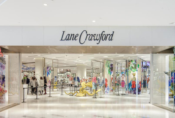 Lane Crawford is a retail company with speciality stores selling luxury goods in Hong Kong and China. Founded in Hong Kong in , Lane Crawford has more than , square feet of total retail space, including several physical locations throughout China, as well as an online store.