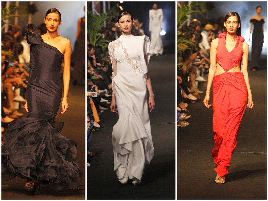 The impeccable collection of Gaurav Gupta at