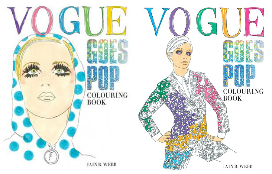 Vogue ACBs Colour Me 60s