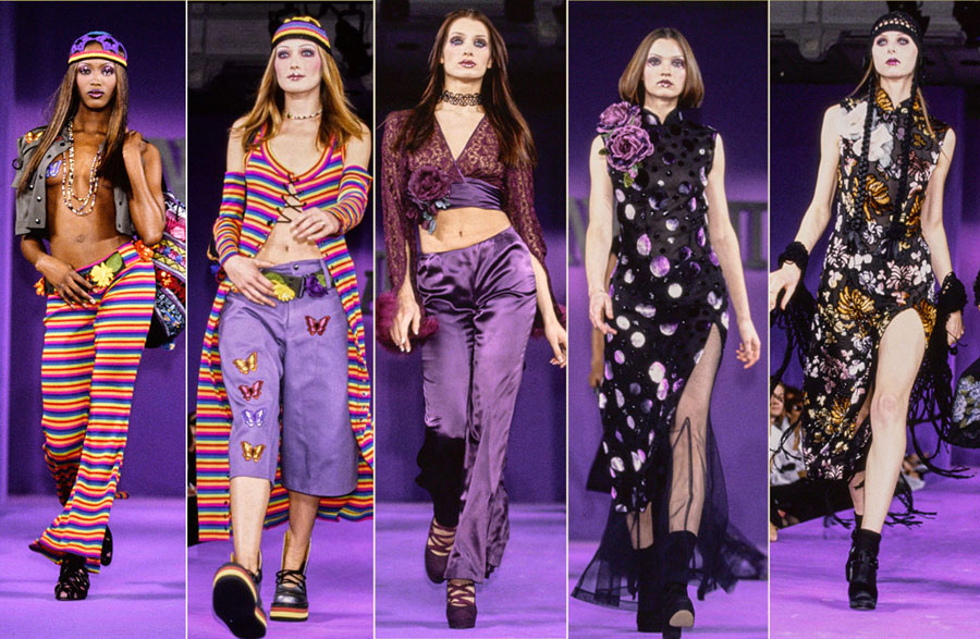 Anna Sui's 90s Pieces Reissued! - FFT