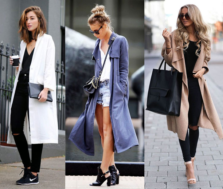"""Silhouette inspiration   a/w '16 17   """"duster coat""""   fft ..."""