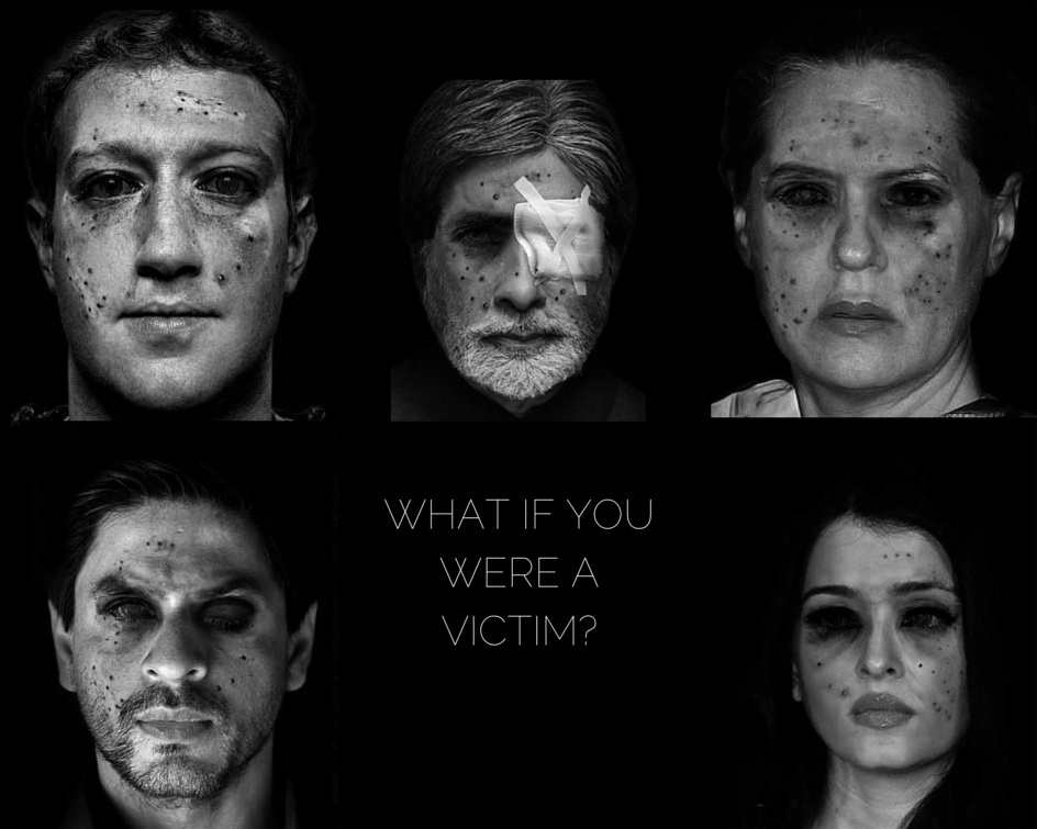 What if you were a victim